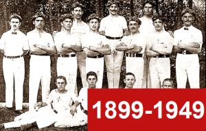 Jahre 1899-1949